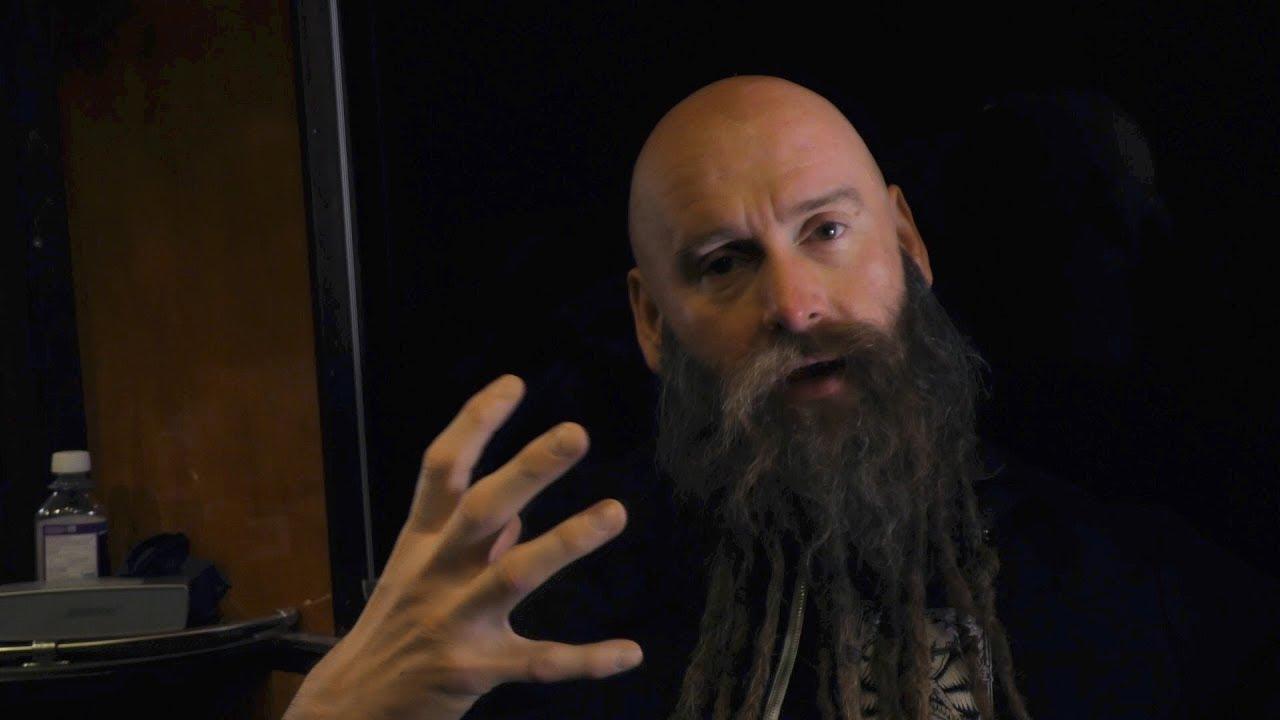 Five Finger Punch Interview Chris Kael Part 1