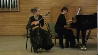 видео: С.Рахманинов, Элегия, S.Rachmaninov, El'egie