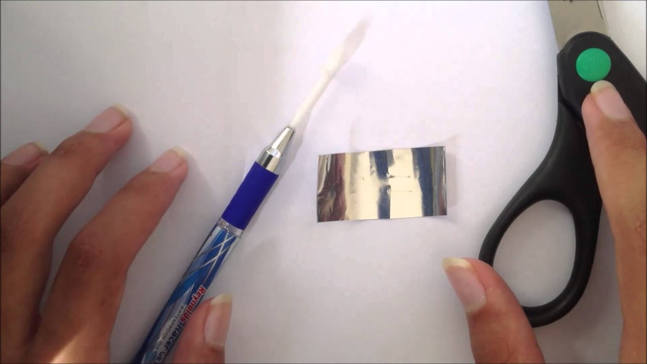 Make your own STYLUS with everyday items  YouTube