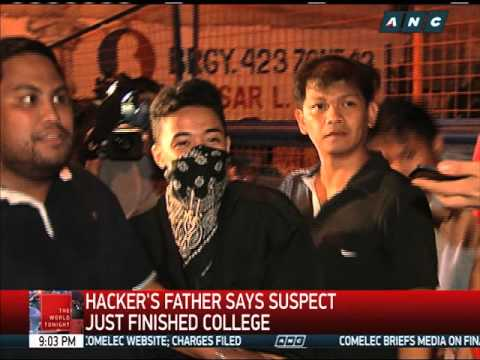 NBI nabs alleged hacker of Comelec website