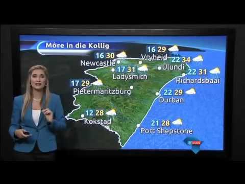 eNuus-weervoorspelling: 2 Maart 2016 / eNuus weather forecast: 2 March 2016