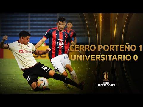 Cerro Porteno Universitario de Deportes Goals And Highlights