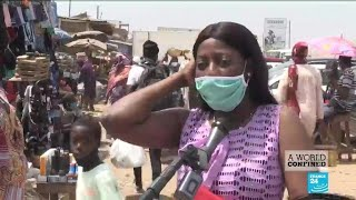 A world confined: FRANCE 24 reports from Senegal to Japan