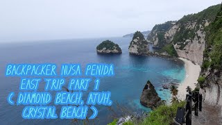 Download lagu BACKPACKER NUSA PENIDA BALI EAST TRIP PART 1 | ONLY 295K 2D1N