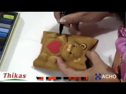 Download video: ositos dulceros para baby shower