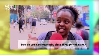How Do You Make Your Baby Sleep Throughout The Night?