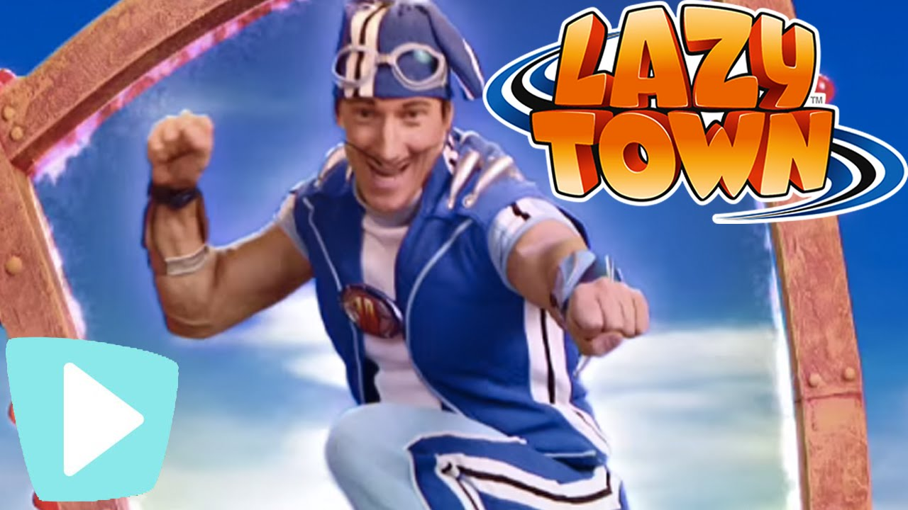 Lazy Town Sportacus Who Youtube
