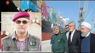 इंडिया और ईरान Pakistan को बर्बाद कर देंगे - Zaid Hamid