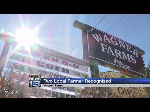 Corrales recognizes owners of Wagner Farms for all their hard work