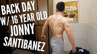 16 Year Old Bodybuilder | Building mass EP 11