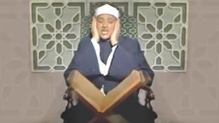 تلاوة مرئية نادرة ورائعة جداً للشيخ عبد الباسط عبد الصمد | جودة عالية HD