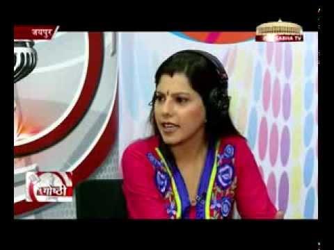 Swati Bhati - Goshthi jaipur Radio 7