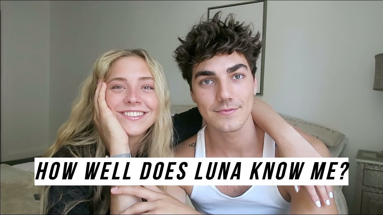 how well does luna know me | sibling test