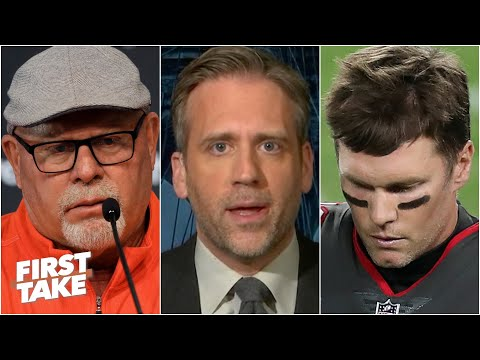 Bruce Arians is pushing Tom Brady's buttons - Max Kellerman | First Take
