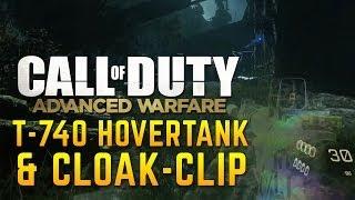 Call of Duty: Advanced Warfare - Animations-Trailer, Cloak-Clip & T-740 Hovertank!
