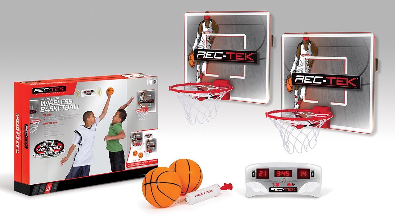 Rec Tek Wireless Basketball