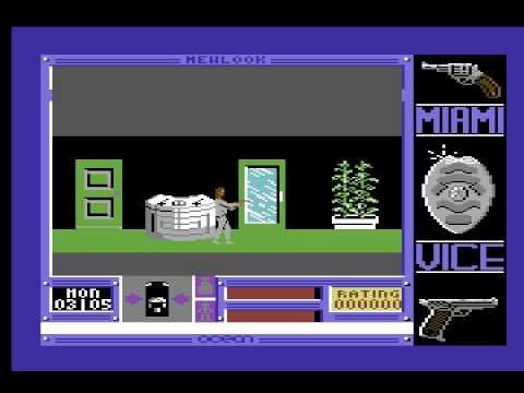 Miami Vice - C64