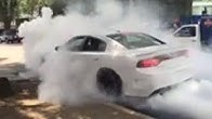 b50aafa4d999 Charger Burnout in Mexico - Duration  26 seconds. Gas Monkey Garage