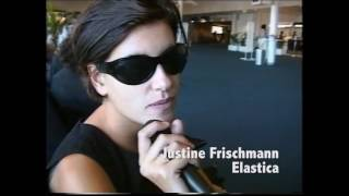 Watch Elastica Justine video