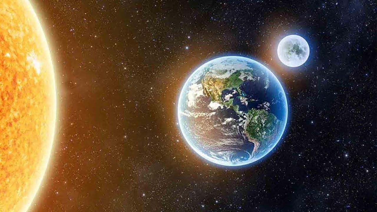 Что Видно на Земле из Космоса