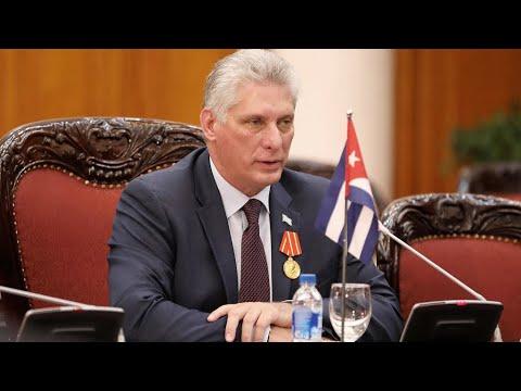 كوبا: انتخاب الرئيس ميغيل دياز كانيل أمينا عاما للحزب الشيوعي خلفا لراؤول كاسترو  - نشر قبل 2 ساعة