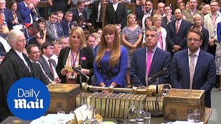 Brexit vote: Government defeats EU customs union bid - Daily Mail