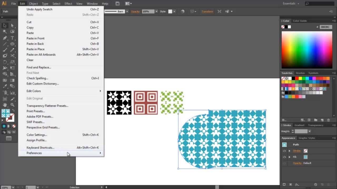 Crear patrones online