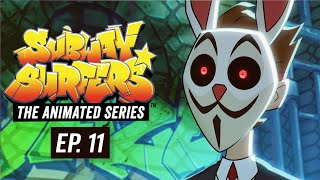 Download Subway Surfers The Animated Series - Episode 11 - Flux Mp3 and Videos