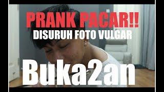 RIZKY FEBIAN PRANK PACAR !! DISURUH BUKA-BUKAAN !!