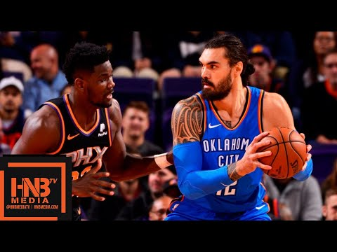 Oklahoma City Thunder vs Phoenix Suns Full Game Highlights | 11.17.2018, NBA Season