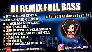 Download Lagu DJ RELA DEMI CINTA mp3