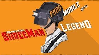 PUBG MOBILE ll Full On Fun After 00.30 ll ShreeMan LegenD