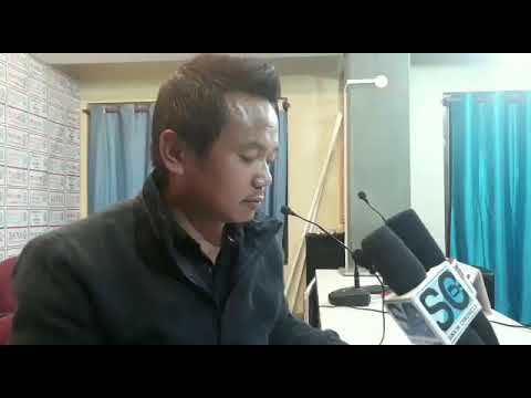 SKM Spokesperson Jacob Khaling  allege SDF of brining two Nepal citizens in state to create violence