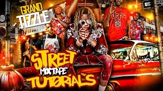 Adobe Photoshop CS6 Mixtape Cover Art Graphic Design Expert Tutorials Party Flyers & Posters 2