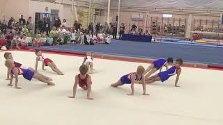 День Гимнастики 2018 - Саранск