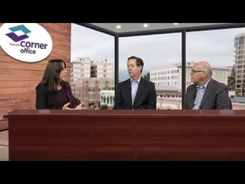From The Corner Office: Eric Duyshart and Jeff Allred Sept. 2017