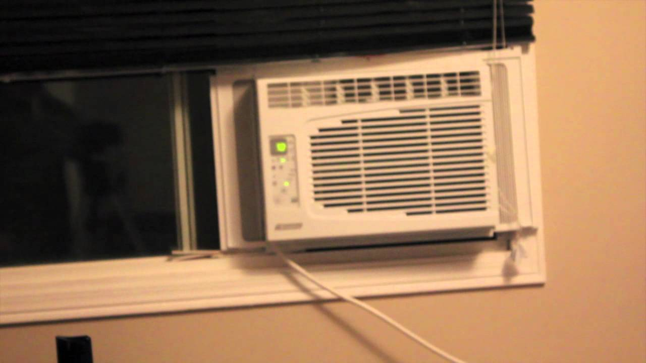 Garrison Window Air Conditioner 5 250 Btus Review How To