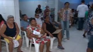 PEDREIRAS: Segunda Etapa do mutirão da catarata é realizado no hospital nossa Senhora das Graças.