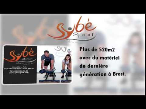 salle de fitness syb sport brest youtube. Black Bedroom Furniture Sets. Home Design Ideas