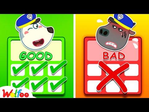 🔴LIVE: Police Wolfoo vs Police Bufo - Wolfoo Wants to Be a Good Police | Wolfoo Family Kids Cartoon