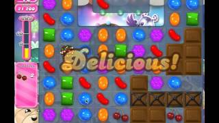 Candy Crush Level 1410 (no boosters, 3 stars)