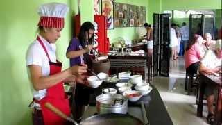 Приготовление Том Ям Кунг