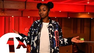 Nadia Rose Performs Skwod For Toddla T BBC Radio 1 1Xtra