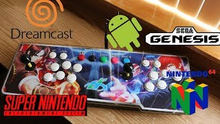 1760 Games Android Plug n Play Arcade | Gameplay + Unboxing