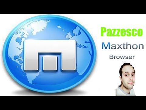 Maxthon Risolve Tutto il Browser Perfetto