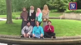 Salam Perantau dari pelajar di United Kingdom, England