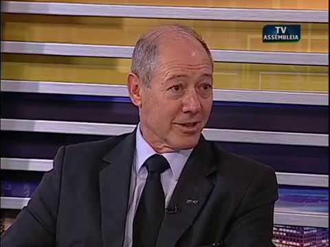 Assembleia Entrevista - Camilo Turmina / 1º Vice-Presidente ACP