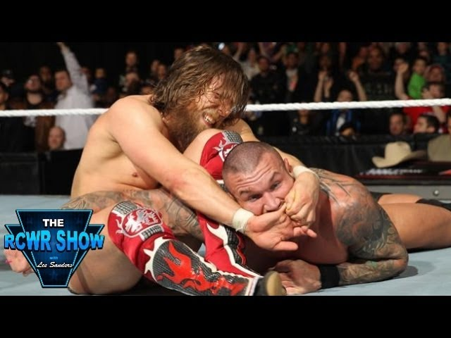 WWE Raw 12-16-13 Review: Randy Orton vs Daniel Bryan, TLC Aftermath! The RCWR Show Live! Travel Video