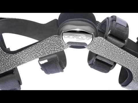 34b14d9274 Donjoy Armor Knee Brace - YouTube