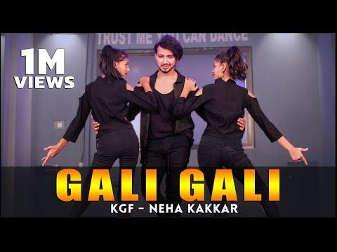 KGF:  Gali Gali Dance Video | Neha Kakkar | Mouni Roy | Vicky Patel Choreography